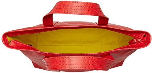 Bag Women's Shopping Classic Medium LACOSTE Scarlet Flame Id4qt