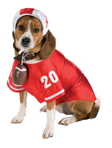 Football Star X-Large Pet Costume