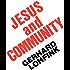 Jesus and Community