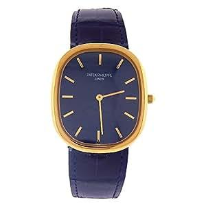 Patek Philippe Golden Ellipse automatic-self-wind mens Watch 3738/100J-012 (Certified Pre-owned)