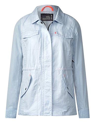 Blue 11217 Jacket Women's Bluebell Cecil Milky EW01Znnq