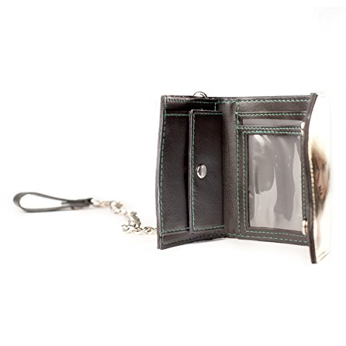 Nintendo Zelda Photo Official New Trifold Chain Wallet