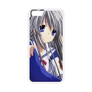 Clannad iPhone 6s 4.7 Inch Cell Phone Case White 91INA91176387