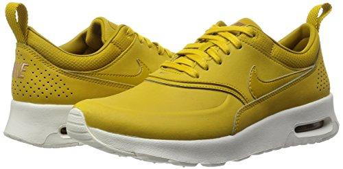 sale retailer 22b58 42d60 Nike Womens Air Max Thea Prm Drk CtrnDrk CtrnSlMtlc Rd B Run