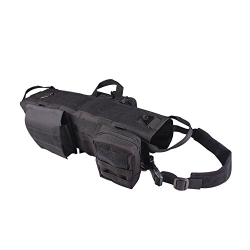 Darkyazi-Dog-Tactical-Military-Vest-Training-Outdoor-Molle-Camouflage-Harness-with-3-Detachable-Pouches