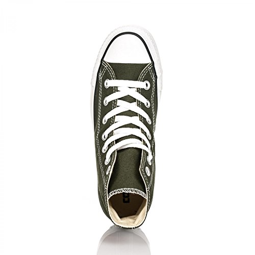 Conversa Unisex-erwachsene Ct Come Core Kombu High-top Verde