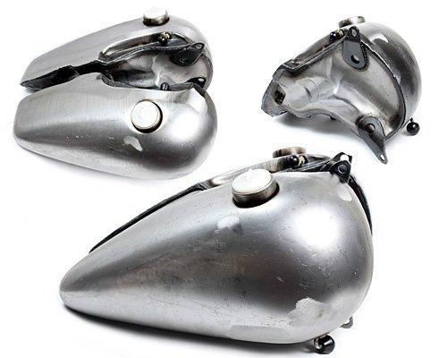 Tank Fat Bob 3, 5 GAL Shovel Dock66 Motorcycle Parts