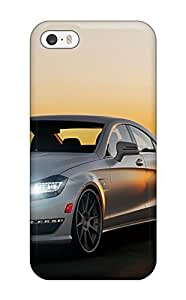 Fashion Case Awesome Aarooyner Defender Tpu case cover For 1vXt9j7AfB7 Iphone 5/5s- Mercedes Benz Cls63