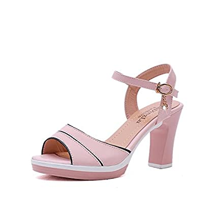 0f0b0dae769 Amazon.com : RUGAI-UE Sandals, sandals, fashion shoes, high heeled ...