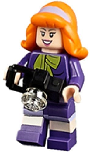 LEGO Scooby-Doo Minifigure - Daphne with Camera -