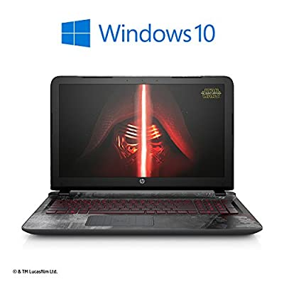 HP Star Wars Special Edition Laptop
