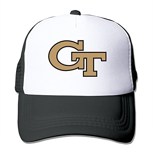 Georgia Tech Yellow Jackets Alternate Logo Adjustable Snapback Hat