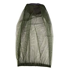 Ballylelly Abbigliamento da Campeggio per zanzariere con zanzariere a Rete e Cappello a Rete Anti-zanzare 5 spesavip