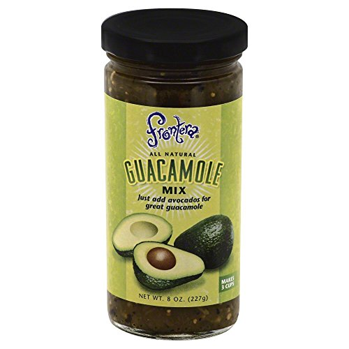 Frontera Guacamole Mix, 8-Ounce Units (Pack of 12) by Frontera