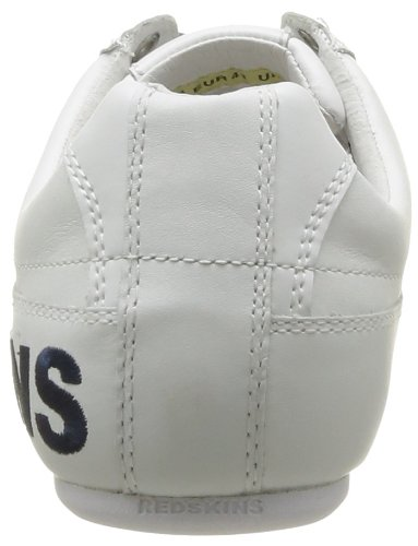 blanc Homme Redskins Baskets Blanc Marine Mode Toniko wCOafqX