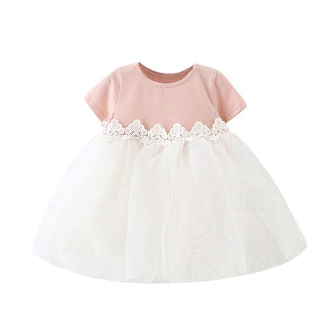 OPAKY Vestido de Boda Lindo de la Princesa del Cumpleaños del ...