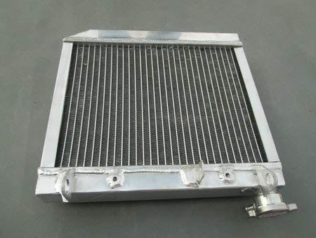 aluminum radiator FOR Honda ATV TRX450R TRX 450 2004-2009 2005 2006 2007 2008