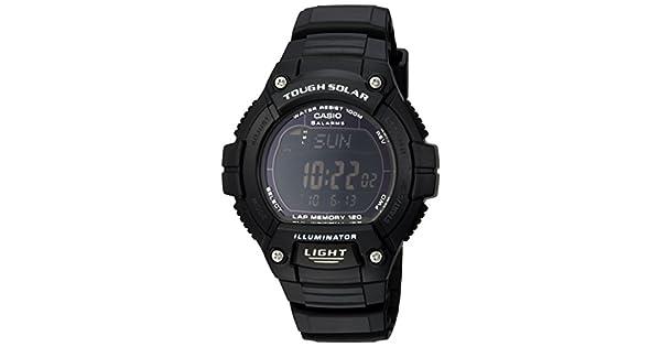 e8ee28d243c Relógio Masculino Digital Casio WS2201BVDF - Preto  Amazon.com.br  Amazon  Moda