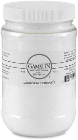 Gamblin carbonato de magnesio 16 oz: Amazon.es: Juguetes y juegos