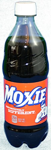 Moxie Soda - 20 fl oz Plastic Bottle