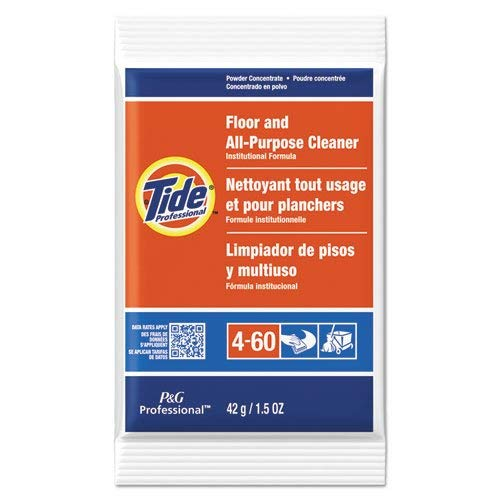 Tide - Floor & All-Purpose Cleaner 1.5Oz Packets 100/Carton