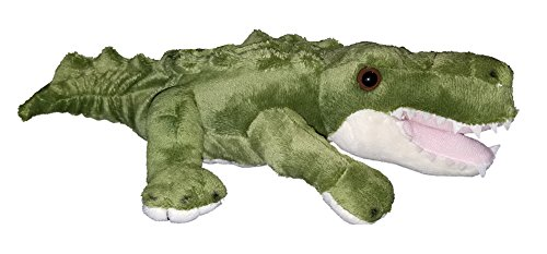Alligator Stuffed Plush Animal - Cabin Critters North American Wildlife Collection American Wildlife Collection