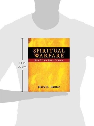 Spiritual Warfare Self Study Bible Course Mary K Baxter 0630809744920 Amazon Books