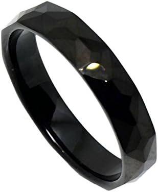 【BLUEGEMS】RING タングステン リング 指輪 シンプル ペア メンズ レディース ;AMRI-292-13.5