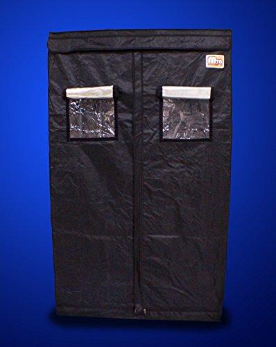 New MTN Reflective Hydroponics Grow Tent 100% Mylar Non Toxic Room W 32