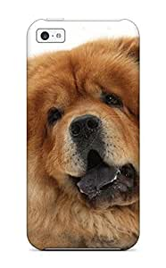 5805591K50822429 New Style Hard Case Cover For iphone 4s- Chow Chow Dog