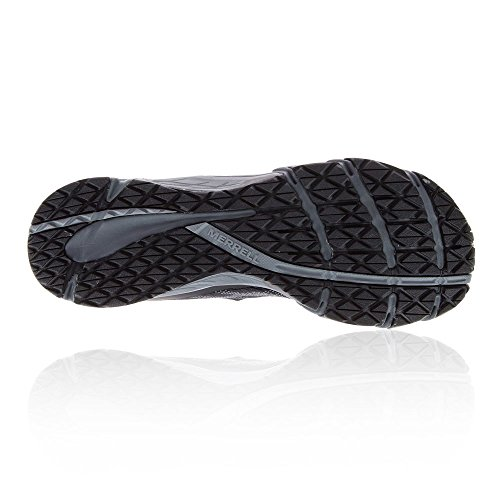 Merrell Womens Bare-access Flex E-mesh Sneaker Zwart