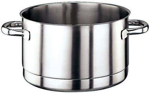 Paderno World Cuisine 11-Inch Perforated Stainless-Steel Steamer by Paderno World Cuisine