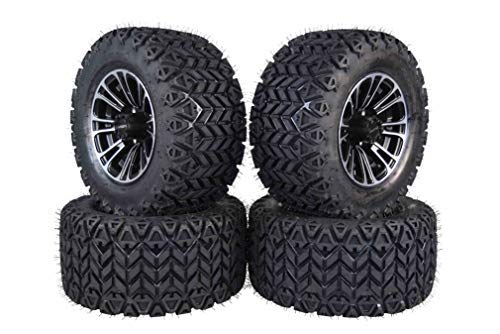 4 20 inch rims and tires - 6