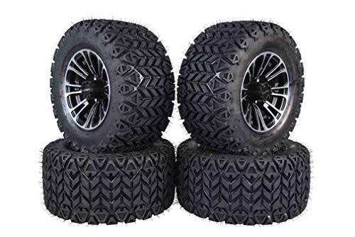 MASSFX Tire & Wheel Assemblies - Best Reviews Tips