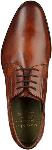 Bugatti Mannen 312419011100 Derby Bruin (cognac)