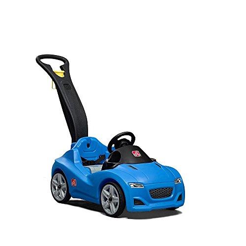 Step2 Whisper Ride Cruiser Push Car, - Push Outdoor Toy Baby