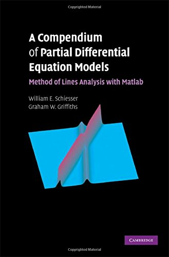 Differential Line (A Compendium of Partial Differential Equation Models: Method of Lines Analysis with Matlab)