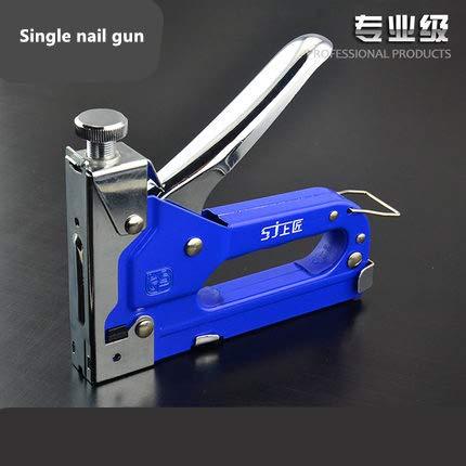 Grapadora de uñas manual pistola de clavos de acero ...