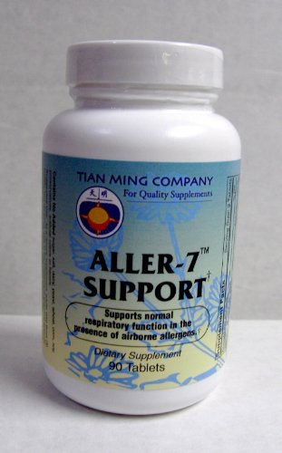 Healthy Aging Nutraceuticals Aller- 7 Support  W/ Quercetin 500 Mg, Msm 1300 Mg, Stinging Nettles 200 Mg & More 90 ()