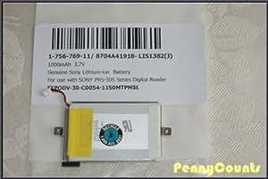 Genuine Battery for Sony Digital Reader PRS-505 1000mAh