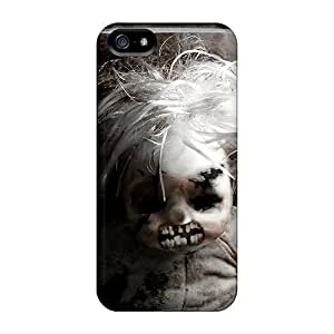 For Iphone 5/5s Premium Tpu Case Cover Evil Protective Case by lolosakes