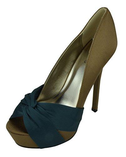 GIOVANI DONNE - Women's Shoe Ankle Shoe Strap High Heel Optional Color Pumps - (Donna Pump)