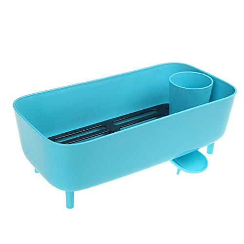 TY&WJ Abs Plastic Plate dish drainer Kitchen Sink Mug holder