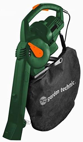 Aspirador soplador triturador 3000 W: Amazon.es: Jardín