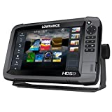 Lowrance HDS-9 Gen3 Fish Finder with Insight USA 83 / 200 LSS-2 Transducer