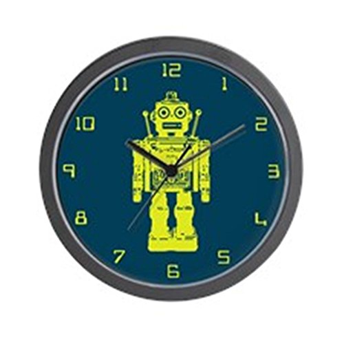 CafePress - Red Robot - Unique Decorative 10