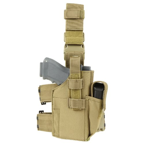 (Condor Tactical Leg Holster (Tan))