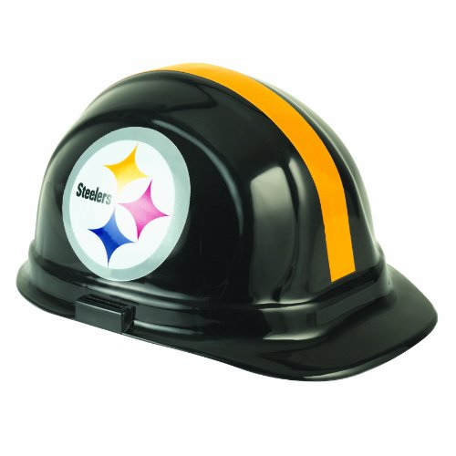 NFL Pittsburgh Steelers Hard Hat, One Size
