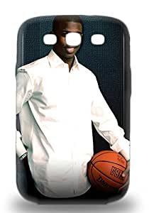 For Galaxy S3 Fashion Design NBA Los Angeles Clippers Chris Paul #3 Case Galaxy