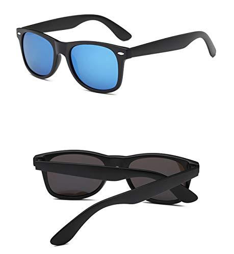 Hombre Gafas KOMNY de de de la Manera Sol Sol de polarizadas conducción de Gafas Gafas Las de de para Retro Sol la la UV400 Gafas de Eyecrafters de conducción B D la Vendimia Tortuga Rddr5xwqnC